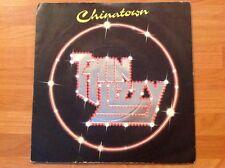 THIN LIZZY - 1980 Vinyl 45rpm 7-Single - CHINATOWN