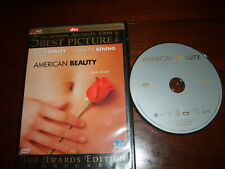 American Beauty (Dvd,1999,Ws)~Limited Awards Ed~Kevin Spacey~Mena Suvari~Thora B