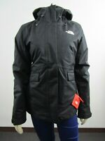 Womens The North Face TNF Monarch Tri Climate Waterproof Insulated Jacket Black