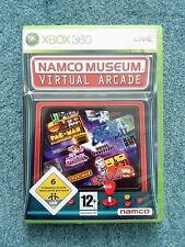 Microsoft Xbox 360 NAMCO MUSEUM VIRTUAL ARCADE Video Game (b)