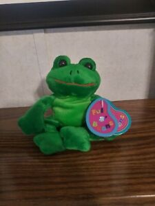 Avon Birthstone Full O Beans March 1999 Tad the Frog