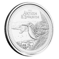 Ant. und Barbuda 2 $  2021 EC8 (4.) Frigate Bird 1 oz  999  Silber * St/Bu *