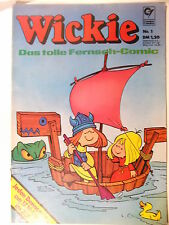 Wickie  Heft #  1 ( Condor Verlag )