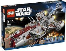Lego Republic Frigate 7964 Commander Wolffe Eeth Koth Clone Wars Star Wars Set