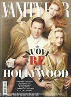 Vanity Fair Italian Magazine Hollywood Isabella Ferrari Salma Hayek Foxcatcher