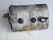 Hydraulic Gear Pump TCA12336 John Deere 3225C Mower 3235C 3225B 3235B 3215B