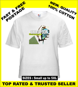 GRINSPOON Pushing Buttons tee shirt new adult unisex quality cotton t shirt