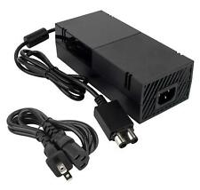 For Xbox One Console Power Supply AC Adapter Cable Brick Box Block Replace 200W