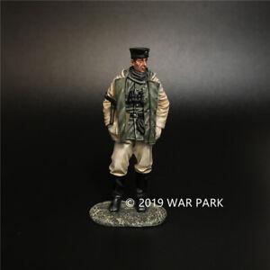 WAR PARK MINIATURES 1:30 WW2 GERMAN KH056 PANZERGRENADIER OFFICER IN PRIVATE