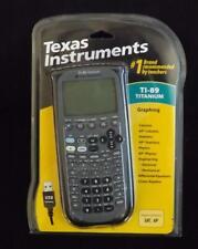 NIB Texas Instruments TI-89 Titanium Graphing Calculator SAT AP Permitted