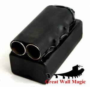 Fire Wizard 5 Dual Flash Gun+ paper refill-Magic Trick, Fun Magic, Party Magic