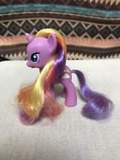 My Little Pony/mon Petit Poney G4 -Rainbow Flash- Hasbro 2011 Excu Europe Bonus