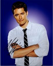 MATTHEW MORRISON Signed Autographed GLEE 8X10 Photo E