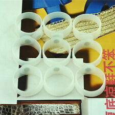 12 Pcs Magnetic Silicon Foot Massage Toe Ring Fat Burning For Weight Loss C435
