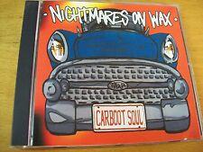 NIGHTMARES ON WAX CAR BOOT SOUL CD
