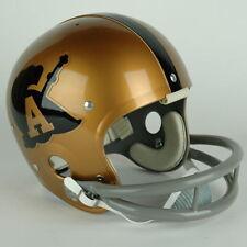 Army Black Knights Suspension Football Helmet History