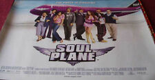 Cinema Poster: SOUL PLANE 2004 (Quad) Snoop Dogg Method Man