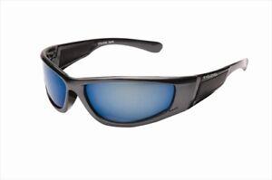 Mens Cool Dark Wrap Around Designer Sports Sunglasses Shades Black + Case UV400