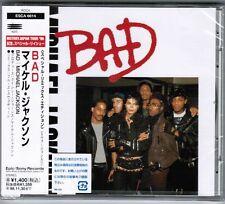Sealed MICHAEL JACKSON Bad Remixes JAPAN 5-track MAXI CD 1996 reissue ESCA6614