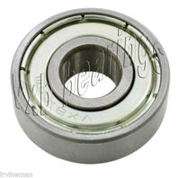 6000-Z Radial Ball Bearing Double Shielded Bore Dia. 10mm OD 26mm Width 8mm
