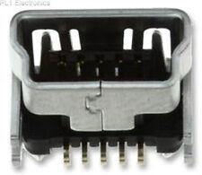 HRS (HIROSE) - UX60SC-MB-5S8 - CONNECTOR, MINI USB B, RECEPTACLE, 5WAY
