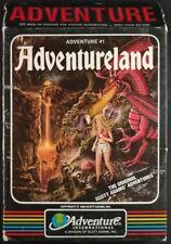 Adventure #1 Adventureland Adventure International Atari 24k Tape Complete Box