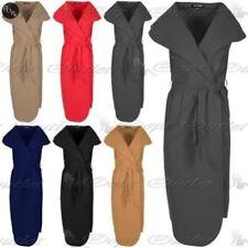 Abrigos y chaquetas de mujer gabardina sin marca de poliéster