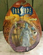 Toy Vault Farscape Series 1 Zhaan Spiritualist & Healer Action Figure New in Pkg