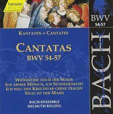 BACH J.S. Cantate Vol.18 BWV 54,55,56,57 CD
