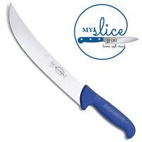 """F Dick 12"""" Wide Steak Knife 8.2253.30 - German, Slicing, Breaking, Scimitar"""