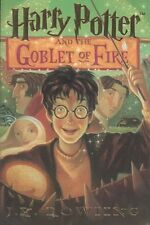 Harry Potter and the Goblet of Fire by J. K. Rowling (Paperback, 2003)