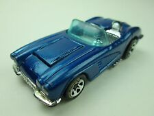 Hot Wheels 1994 Mattel, Inc. 58 Corvette Made in Malaysia (Loose Item)