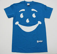 Kool-Aid Man Small T-Shirt Blue Face Tee Costume