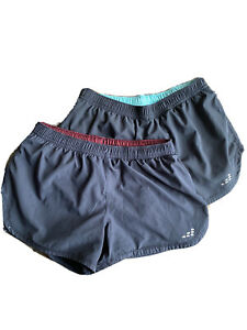 bcg Running shorts Womens size small Lot of 2