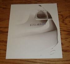 Original 2006 Lexus GS450h Sales Brochure 06