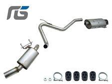 Eisenmann Suzuki Grand Vitara II (JT) 1.6 2.0 AWD Auspuffanlage ab Kat 5-türer
