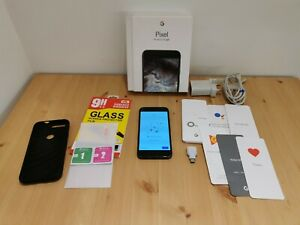 Google Pixel 1 Original Mobile Phone Smartphone - Boxed With Accessories