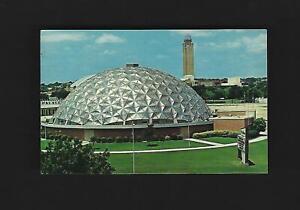 Vintage Casa Manana Theatre In the Round Postcard Fort Worth Texas Unused