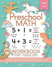 Preschool Math Workbook for Toddlers Ages 2-4: Beginner ... by Press, Modern Kid