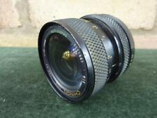 vintage Chinon 1:3.5-4.5  28-50mm lens Pentax PK Mount