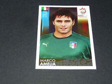 N°305 MARCO AMELIA ITALIA ITALIE GLI AZZURRI PANINI FOOTBALL UEFA EURO 2008