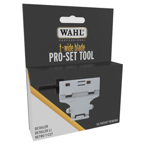 Wahl 3315 T-Wide Blade PRO-SET TOOL Adjustment Tool for T-Wide Blades NEW