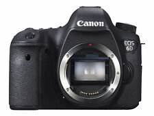 Canon EOS 6d Digital SLR Camera Kit With 24-105mm F/4l Lens