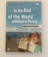 TO THE END OF THE WORLD WITHOUT A PENNY MICHAEL WIGGE DVD ADVENTURE TRAVEL