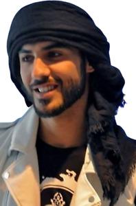 Solid All Black Plain Arab Shemagh Head Scarf Neck Wrap Cottton Palestine Arafat