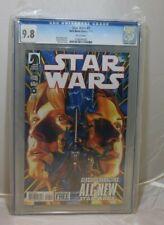 Star Wars #1 Dark Horse 2013 CGC 9.8