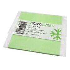 EC360® GREEN 2,5W/mK Wärmeleitpad (100 x 100 x 2,0 mm) I GPU RAM ThermalPad
