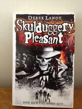Skulduggery Pleasant By Derek Landy. 9780007831906