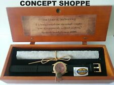 *NIB* *VHTF* Lord of The Rings Middle Earth Limited Edition Fossil Watch