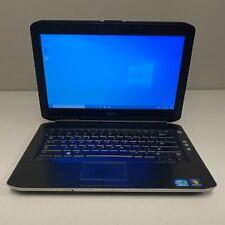 "New listing Dell Latitude E5430 14"" i5-3210M 2.50Ghz 4Gb Ram 320Gb Hdd Windows 10 Laptop"